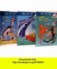 Wish For a Fish All About Sea Creatures / A Whale of a Tale All About Porpoises, Dolphins, and Whales / Clam-I-Am All About the Beach (The Cat in the Hats Learning Library) (9780307728234) Bonnie Worth, Tish Rabe, Dr. Seuss , ISBN-10: 0307728234  , ISBN-13: 978-0307728234 ,  , tutorials , pdf , ebook , torrent , downloads , rapidshare , filesonic , hotfile , megaupload , fileserve