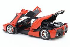 1:24 Tamiya LaFerrari Scale model released on 23/Oct./2013 in Japan #scalemodelcar