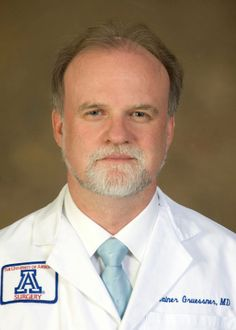 Dr. Rainer Gruessner has trained scores of surgery residents and transplant fellows.