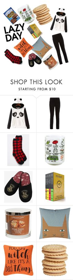 """""""Untitled #98"""" by juliapll ❤ liked on Polyvore featuring WithChic, White Stuff, maurices, Donna Wilson and LazyDay"""