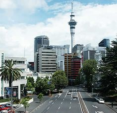 Auckland, New Zealand - It's a beautiful place. Great ferry service to surrounding islands New Zealand North, Auckland New Zealand, Places To Travel, Places To Go, Urban City, Travel Abroad, Tahiti, Dream Vacations, Places Ive Been