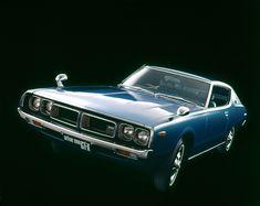 1972 Nissan Skyline two-door hardtop 2000GT-X KGC110