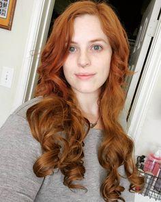 Redheads, Red Hair, Long Hair Styles, Cute, Beauty, Instagram, Red Heads, Long Hairstyle, Kawaii