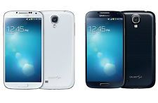 Samsung Galaxy S4 I337 16GB 13MP 4G (Unlocked) GSM AT&T Cell Phone - White/Black