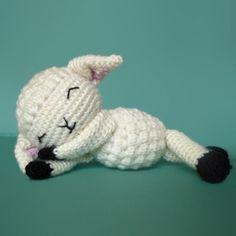 Lamb Amigurumi Pattern Amigurumi Pattern