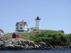 "Photo of Cape Neddick ""Nubble"" Lighthouse"