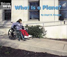 What Is a Plane? (Welcome Books: Simple Machines) by Lloyd G. Douglas http://www.amazon.com/dp/0516239643/ref=cm_sw_r_pi_dp_JIkWwb0G6HZVZ