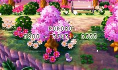 Kokoro Village ✿ 5800-3743-6355 (finished DA!) A tranquil village with natural dirt paths and a multitude of flowers. Kokoro is a romantic town designed by Mayor Elle with the intention of giving a...