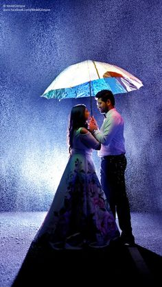 Ideas Indian Wedding Photography Lights For 2019 Pre Wedding Shoot Ideas, Pre Wedding Poses, Pre Wedding Photoshoot, Wedding Couples, Indian Wedding Couple Photography, Indian Wedding Photography Poses, Couple Photography Poses, Umbrella Photography, Dark Photography