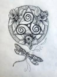Sacred Celtic Mandala Tattoo Design - Sacred Celtic Mandala Tattoo Design – Tania Marie Informations About Sacred Celtic Mandala Tattoo - Mandala Tattoo Design, Mandala Arm Tattoo, Dragonfly Tattoo, Tattoo Designs, Celtic Mandala, Celtic Art, Celtic Tattoo Symbols, Celtic Spiral, Irish Celtic Tattoos