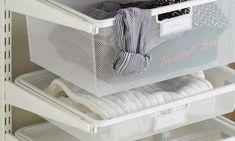Slik får du orden på vaskerommet - Byggmakker+ Slik, Washing Machine, Laundry, Home Appliances, Laundry Room, House Appliances, Washer, Appliances, Laundry Rooms