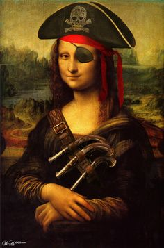 Mona Lisa - Worth1000 Contests