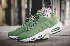 Palm Green Drapes The Latest Nike Air Max 95