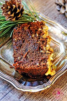 Toffee Pudding, Happy Kitchen, Best Chocolate Cake, Pastry Cake, Healthy Sweets, Sweet Bread, Cakes And More, Christmas Baking, Yummy Cakes