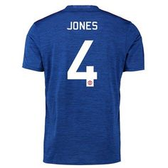 f4fddb89b7f Manchester United Cup Away Shirt 2016 17 with Jones 4 printing Online  Shopping