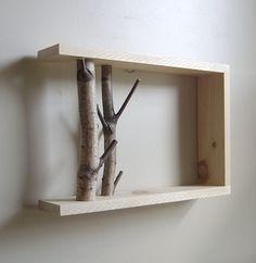 #tree #branch #shelf