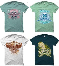 Best T shirt design vector reviews in 2019 [Fully update] - maabdullah.us Create T Shirt Design, T Shirt Design Vector, Skull Motorcycle, Vintage T-shirts, Design Vintage, T Shirt Factory, Best T Shirt Designs, Shirt Template, Grunge