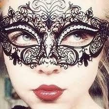 Resultado de imagen para mascaras de encaje