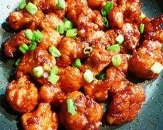 indian vegetarian recipes, Gobhi Manchurian