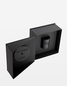 Adidas Y-3 - dvd package