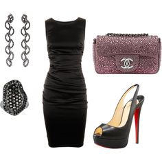 expensive date night, created by spress1.polyvore.com