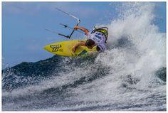Kiteboarding Maui | ... Day 8 Of The Ho'okipa Kite Surf Pro Maui // Strapless Kitesurfing