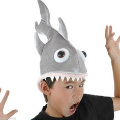 Shark hat - Ebay $10