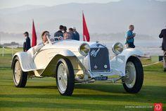 1931 Alfa Romeo 6C 1750 Gran Sport Touring 'Flying Star' Spider
