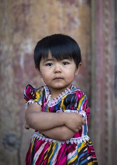 Uyghur girl, Xinjiang, China. people photography, world people, faces