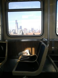 """On the """"L"""" (Chicago Pin of the Day, 2/17/2015)."""