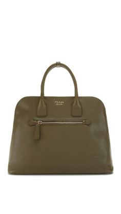 f3c162bcd3 Prada- tote color  military 💚 This color is everything!