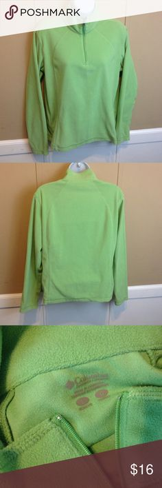 Columbia Sportswear Lime Green Pullover Maker:  ♥ Material:  ♥ Color:  ♥ Measured Size: Pit to pit-  Pit to cuff-  Shoulder to waist-  ♥ Tag Size:   ♥ Actual Size: PLEASE CHECK YOUR ACTUAL MEASUREMENTS TO MAKE SURE IT IS THE RIGHT SIZE! THANKS! ♥ Condition:  ♥ Item #: (office use only)   Follow us on Instagram and facebook for coupon codes!  INSTAGRAM-thehausofvintage1984 Facebook- intergalactic haus of vintage 1984 or @hausofvintage1984 Columbia Tops Sweatshirts & Hoodies