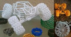 A Toy Unlike Any Other: The 3D Printed Rock Crawler by Richard Swalberg