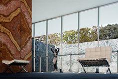 Mies van der Rohe, Barcelona Pavilion, 1929 (reconstructed 1983-86).
