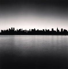 Manhattan Skyline, Study 1, New York, USA, 2006 | From a unique collection of black and white photography at https://www.1stdibs.com/art/photography/black-white-photography/