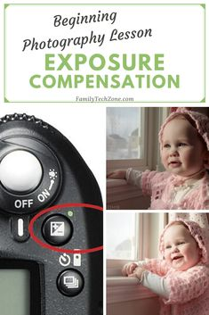 Beginning Photography lesson: Exposure Compensation