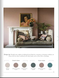 Sulking Room Pink - Farrow and Ball