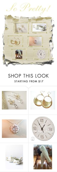 """""""So Pretty!"""" by therusticpelican ❤ liked on Polyvore featuring CAVO, modern, contemporary, rustic and vintage"""