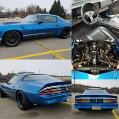 Very nice quality work and components. Add up just the parts to get an idea what it cost to build! Reliable and makes tons of power on pump gas. 1979 Camaro, Chevrolet Camaro 1970, Camaro Iroc, Estilo Chola, Old School Muscle Cars, Pontiac Tempest, Modern Muscle Cars, Twin Turbo, Car Humor