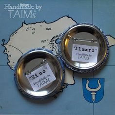 TAIMi sisters -badges