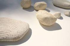 "Saatchi Art Artist Marsh Scott; Sculpture, ""Earthprints Meditation"" #art"