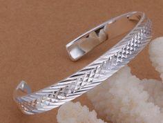 Tibetan Silver Bangle