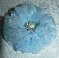 Oh, Scrapulous!!: Tutorial - Fluffy Ballerina Blooms