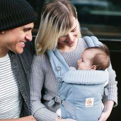 ERGO BABY Nosítko ADAPT Azure Blue | Kašpárek Baby