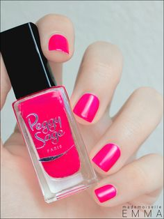 Peggy Sage - Neon Pink