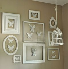pareti shabby chic : 1000+ images about shabby fai da te on Pinterest Fai da te, Shabby ...