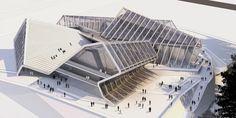 Media Complex /  CAAT Studio Architecture,Courtesy of CAAT Studio Architecture