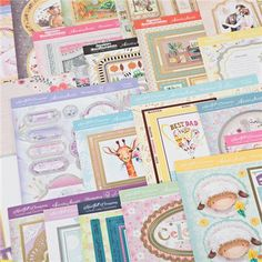 Hunkydory Special Celebrations Luxury Topper Collection with Free Heartfelt Occassions Luxury Topper Collection (143595) | Create and Craft