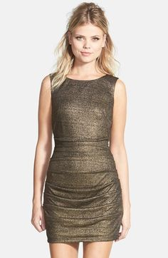 Filtre Open Back Body-Con Dress available at  Nordstrom Junior Dresses e5c9a941b