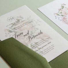 """designki.com on Instagram: """"Floral Theme 🌷 Double Layered Wedding Invitation - Translucent Paper + Linen Bright White Paper 👩💻designed + printed by @design.ki . .…"""" Graphic Design Print, Floral Theme, White Paper, Paper Design, Wedding Invitations, Reception, Layers, Bright, Printed"""
